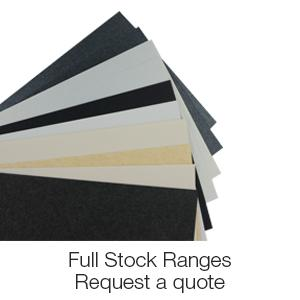 Full Stock Ranges - Request a quote
