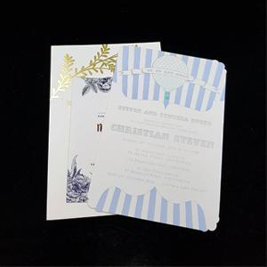 Ultra Thick Invitation/ Certificates