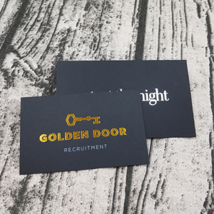 Antique Black 400gsm Cards (HR)
