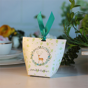 Personalised Favor Box - RE3002
