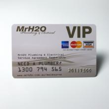 Plastic Cards -0.76mm Gloss Finish