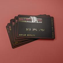Plastic Cards -0.76mm Matte Finish